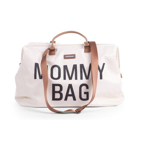 Mommy bag off White