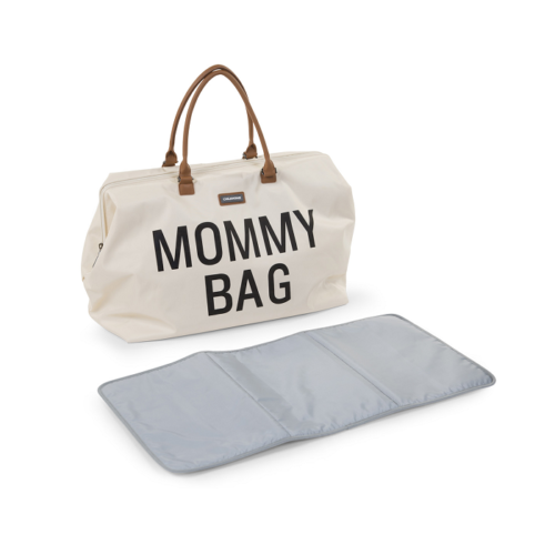 Mommy bag off White