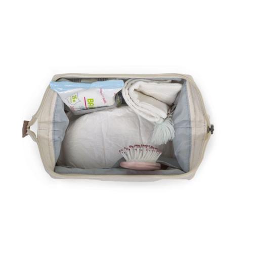Toaletné tašky Childhome off White