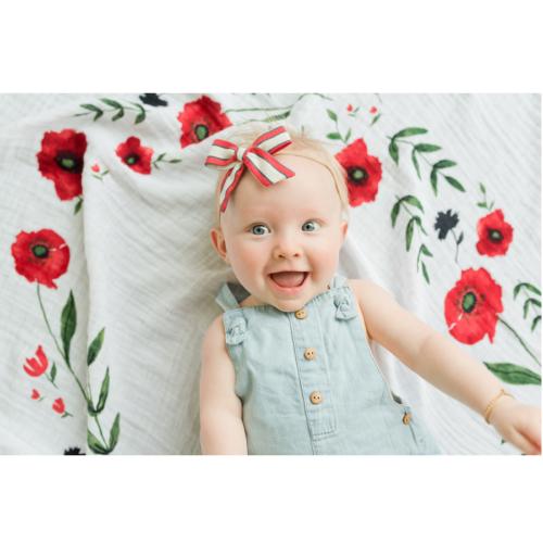 Deka na fotenie Summer poppy