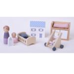 Little Dutch Set do domčeka detská izbička