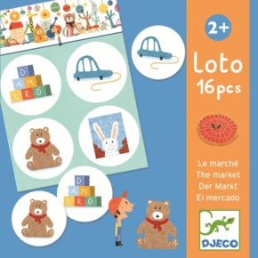 Loto the market