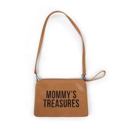 Púzdro Mommy treasures Brown
