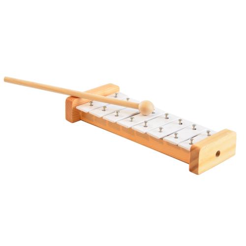 Kovový xylofón Magni