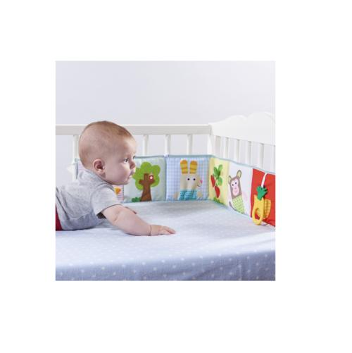 Taf Toys Kniha 3v1 pre najmenších