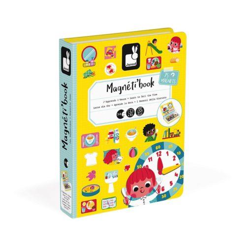 Magnetická kniha Hodiny