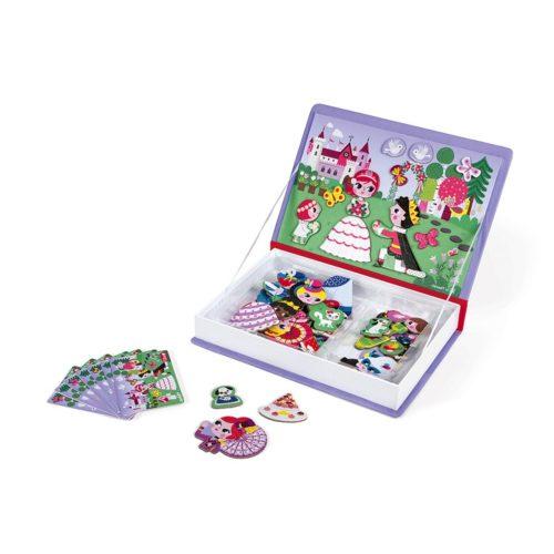 Magnetická kniha Princezné