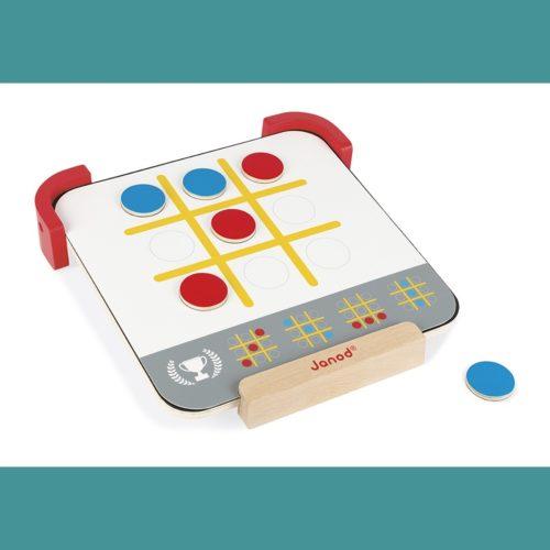 Magnetická tabuľka Učím sa farby
