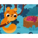 dotykove-puzzle-lesne-zvieratka-6-minilove
