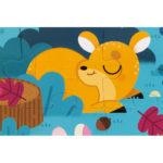 dotykove-puzzle-lesne-zvieratka-9-minilove