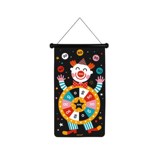 Magnetický terč Cirkus