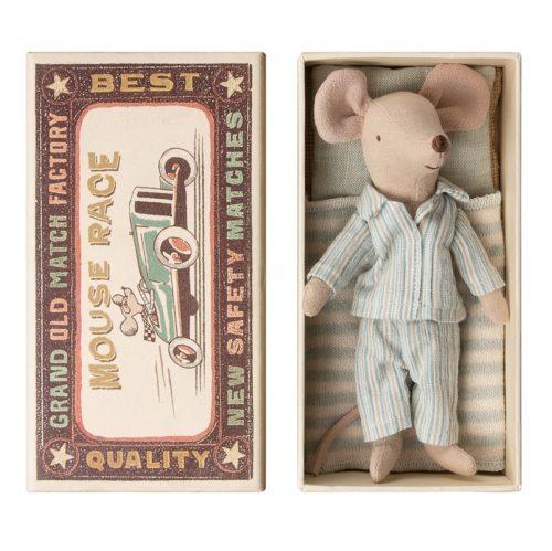 Veľký braček Myšiak v krabičke