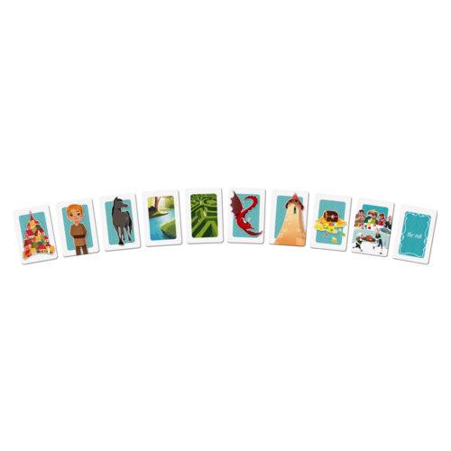 Kartová hra Vytvor si príbeh