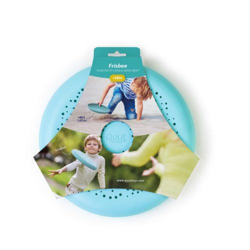 Lietajúci tanier so sitkom Frisbee