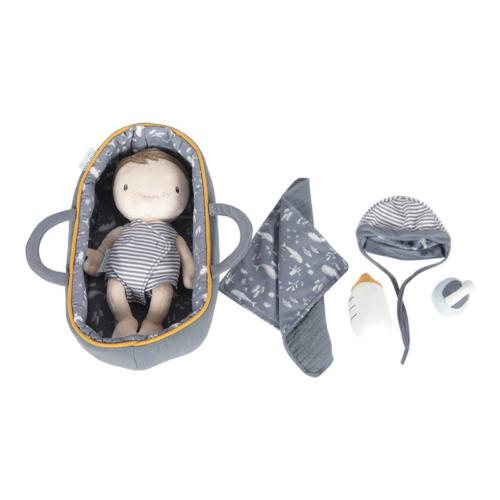 Bábika baby Jim