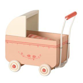 Kočík pre myšky mini ružová