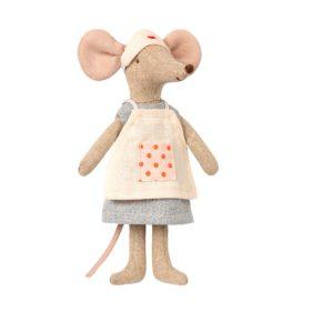 Myška zdravotná sestrička