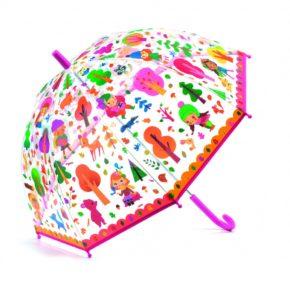 Dáždnik V lese