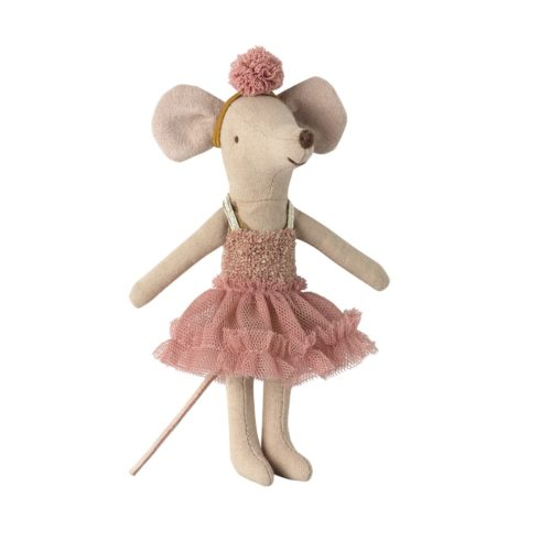 Myška tanečnica Mira belle - veľká sestra