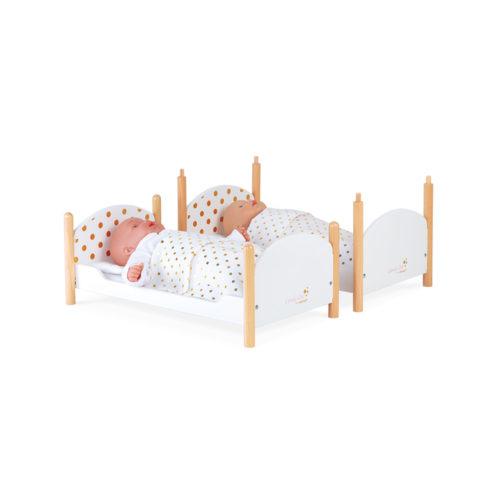 Poschodová posteľ pre bábiku