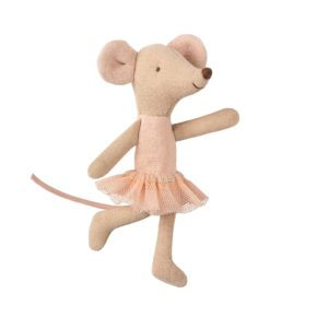 Malá sestra myška Balerína