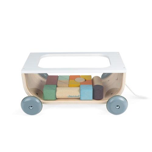 Vozík s kockami Sweet cocoon