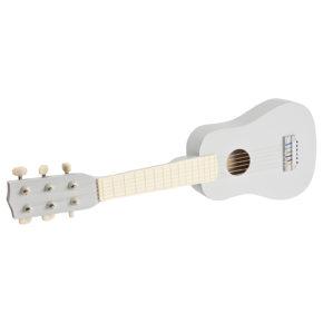 Drevená gitara šedá
