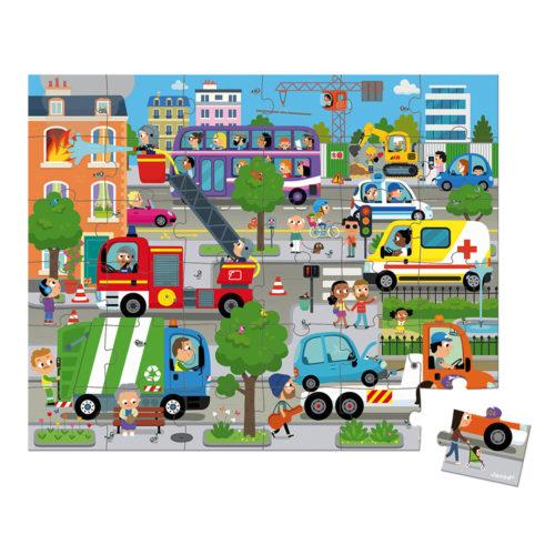 Puzzle Mesto 36 ks