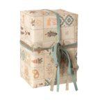 Darčekový papier Adventný kalendár
