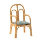 Ratanová stolička medium
