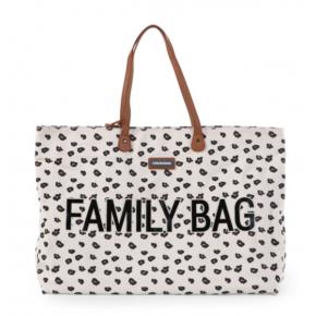 Cestovná taška Family bag Leopard