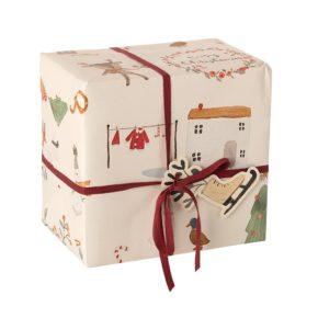 Darčekový papier Vianoce šalala