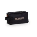 Toaletná taška Momlife čierna