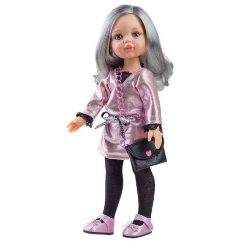 Bábika Carol s kabelkou