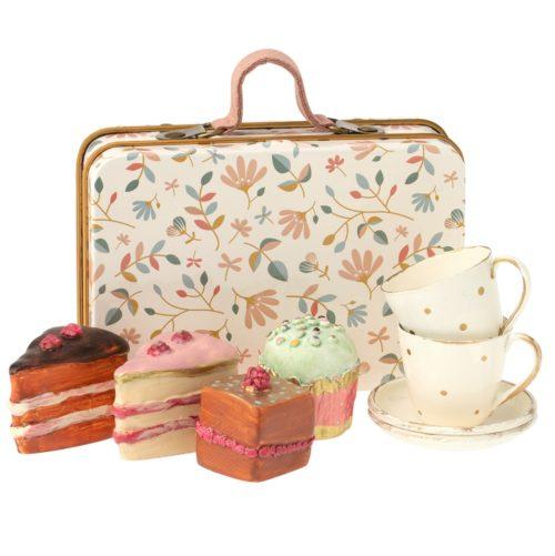 Kufrík s dobrotkami Maileg