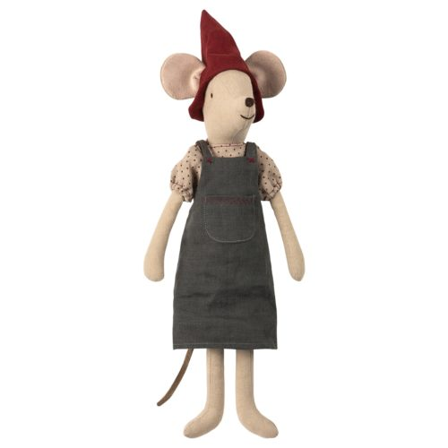 Vianočná myška medium dievča