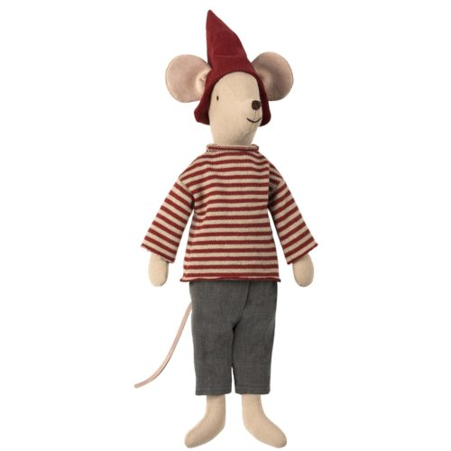 Vianočný myšiak medium chlapec