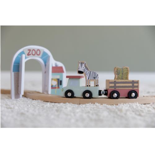 Vláčiková dráha Zoo