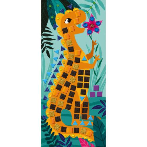 Mozaika Dinosaury