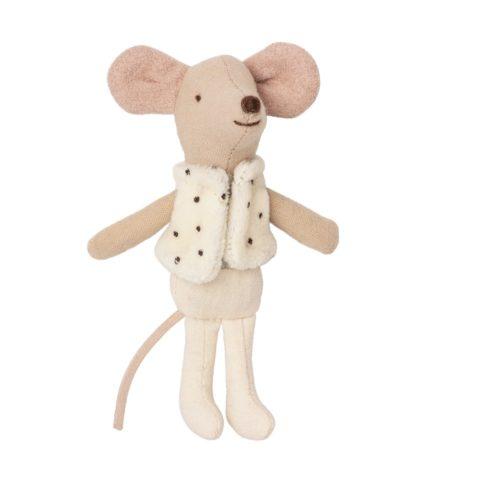 Myšiak tanečník v krabičke