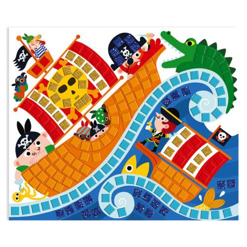 Mozaika Piráti