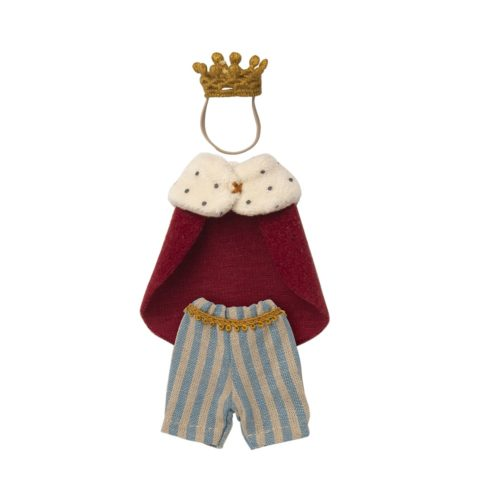 Oblečenie pre myšiaka kráľa