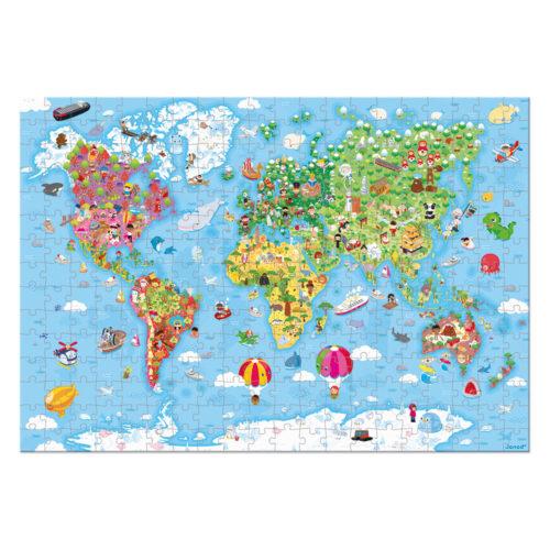 Puzzle Svet 300 ks