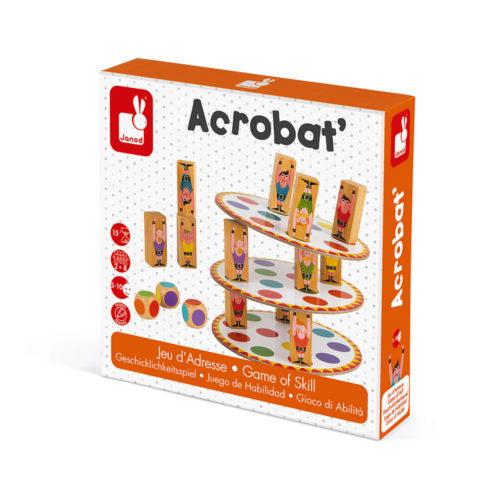 Spoločenská hra Akrobat