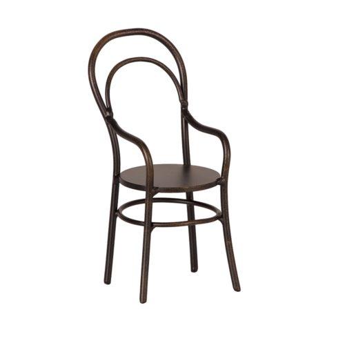 Stolička s operadlom