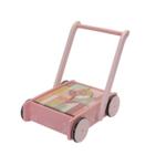 vozik-s-kockami-kvietky-ruzova-2-minilove