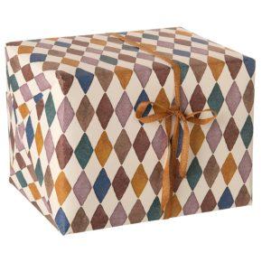 Darčekový papier Harlekin