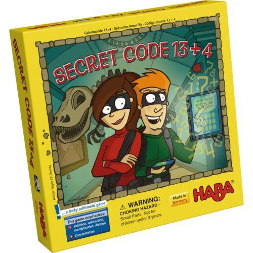 Hra Tajný kód