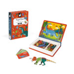 Magnetická kniha Dinosauri