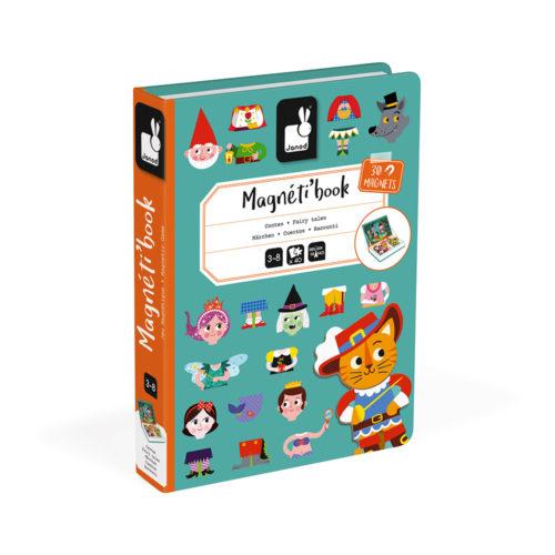 Magnetická kniha Rozprávky